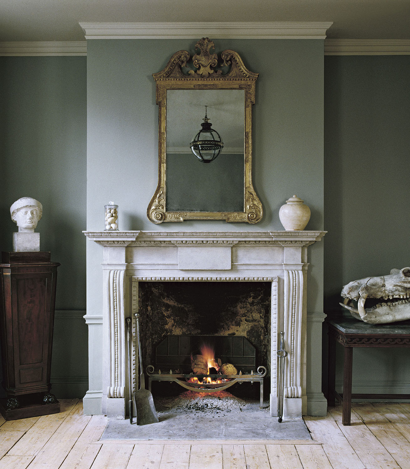 Astounding Jamb Antique Fireplaces Reproduction Lighting And Furniture Interior Design Ideas Gentotryabchikinfo